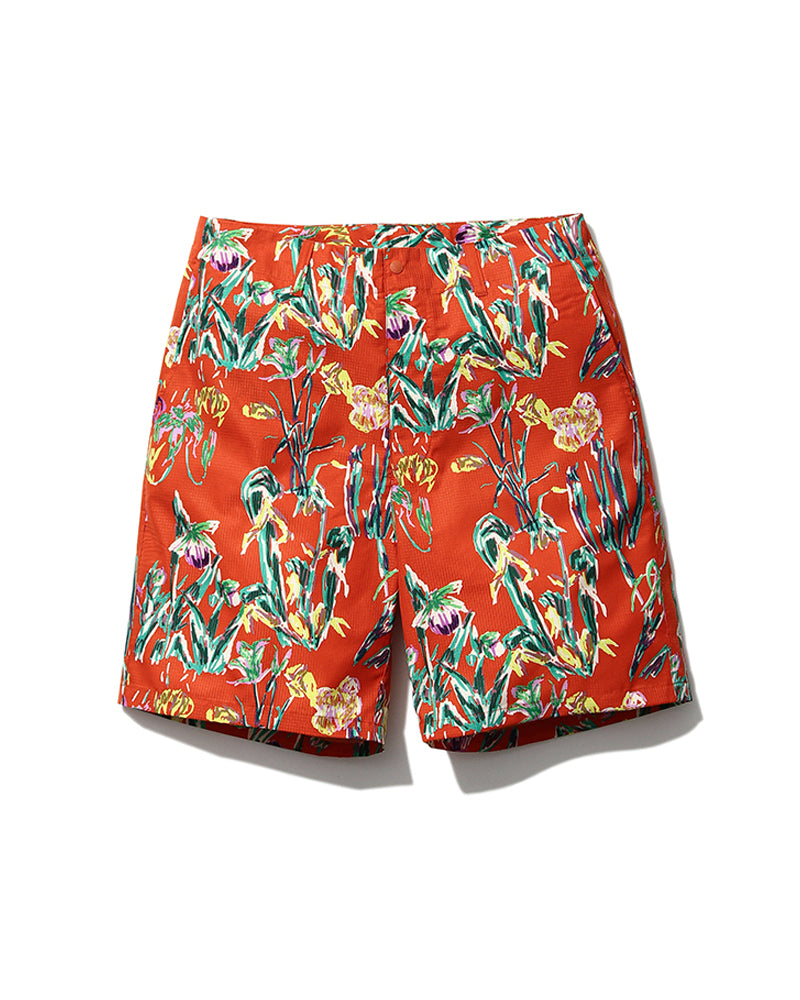 Printed Quick Dry Shorts