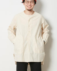 Snow Peak Ultimate Pima Poplyn Sleeping Shirt Sh-19Au20300Ec