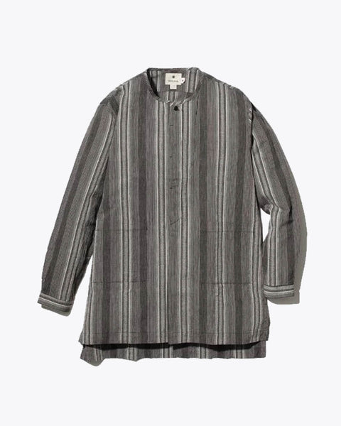 WASHI Striped Sleeping Shirt
