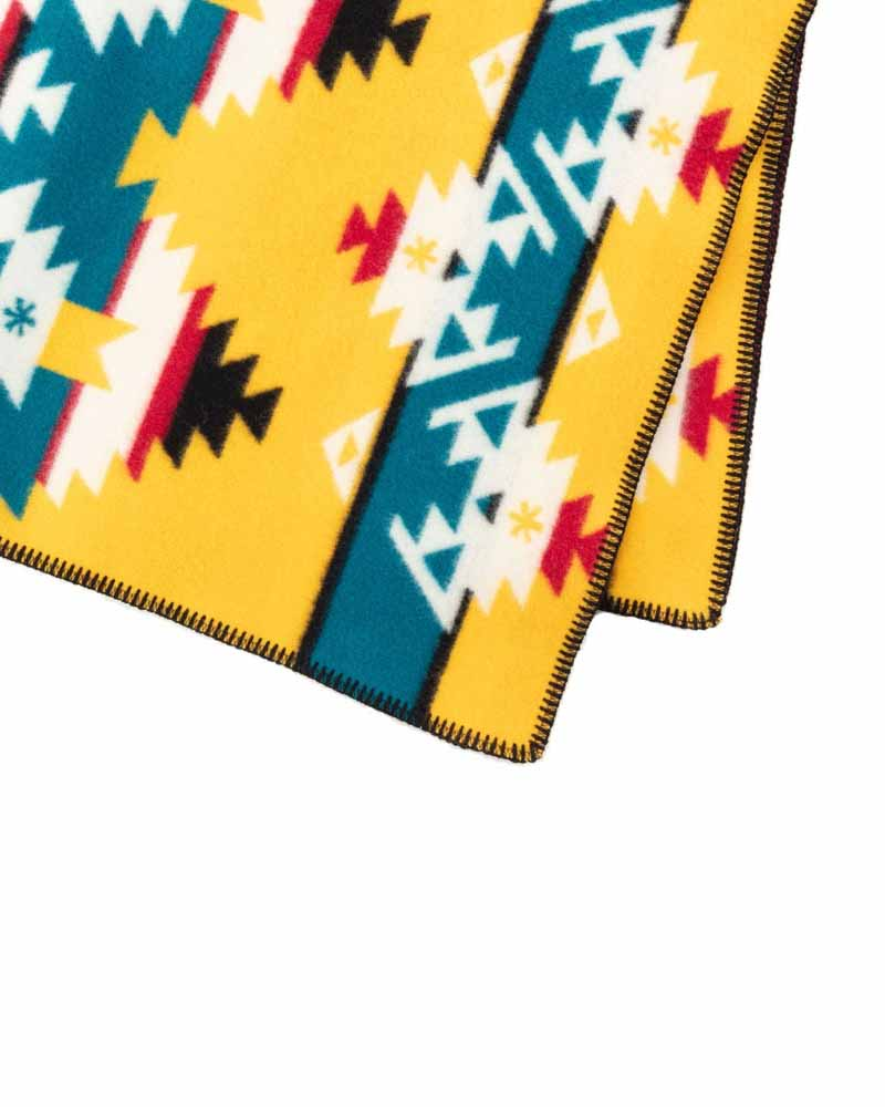 SP × PENDLETON Double Size Muchacho Blanket Yellow