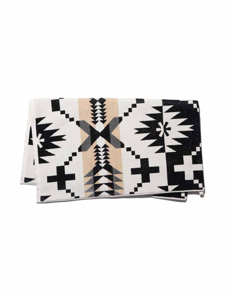 SP × PENDLETON TOWEL BLANKET Mid One White