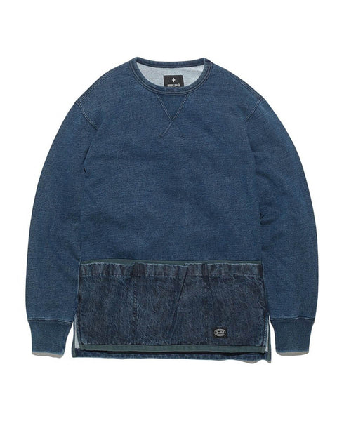 Camping Indigo Sweat