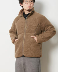 Classic Fleece Jacket - snow-peak-uk