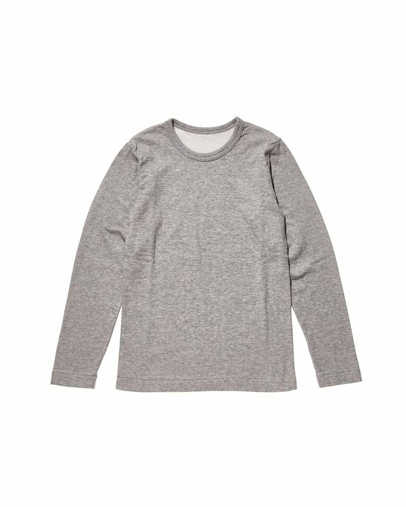 Yak/Cotton Double Knit Long Sleeve