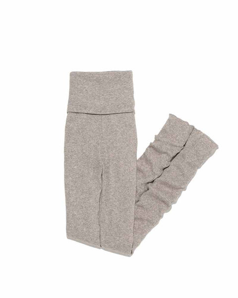 W's Yak/Cotton Rib Leggings