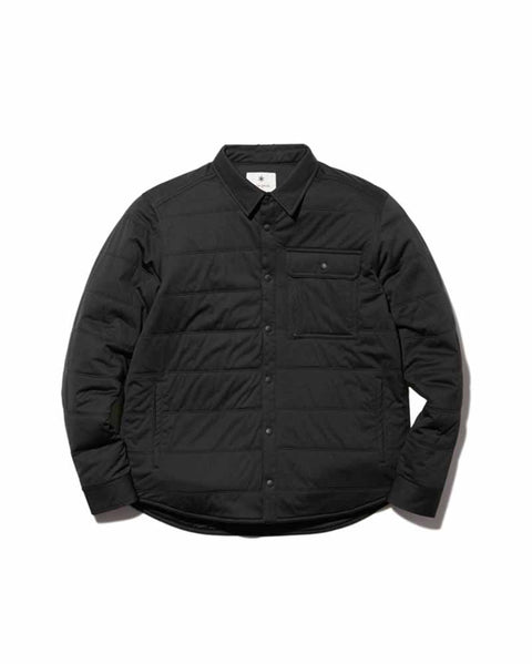 Flexible Insulated Shirt Black