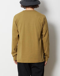 Snow Peak Sp Tarp Long Sleeve Tee Ts-19Au20500Md