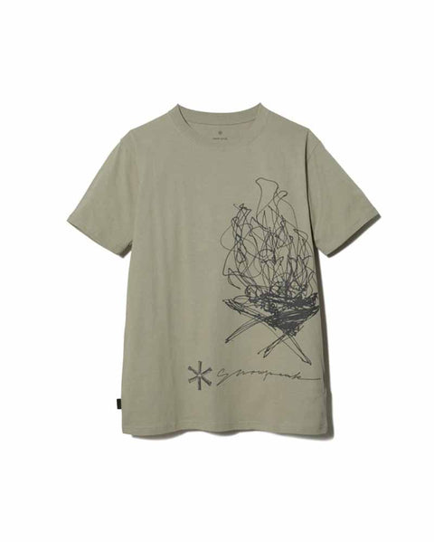 TAKIBI Graphic T-Shirt