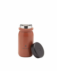 Stainless Vacuum Bottle MILK 350 (Ash, Red Clay, Sand)