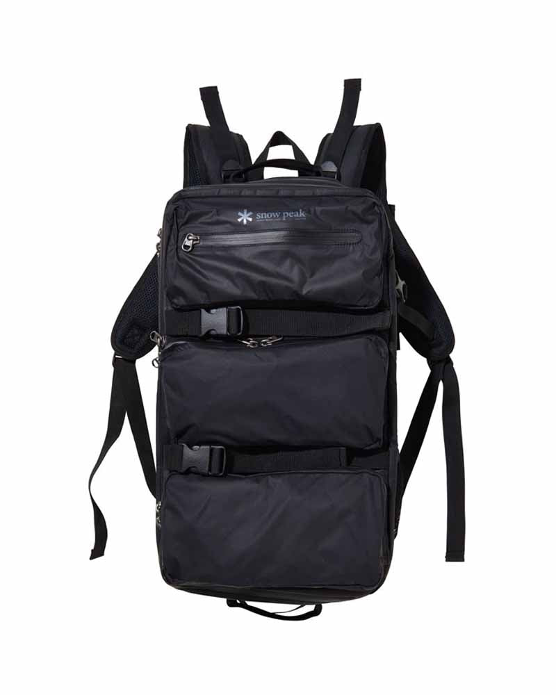 Active Backpack Type 04 ONE Black