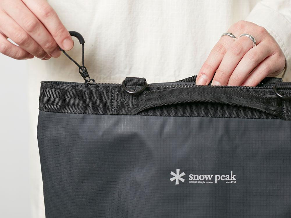 2way Tote Bag - snow-peak-uk
