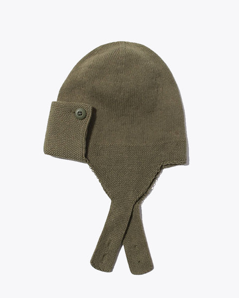 Cotton/Linen Flight Cap