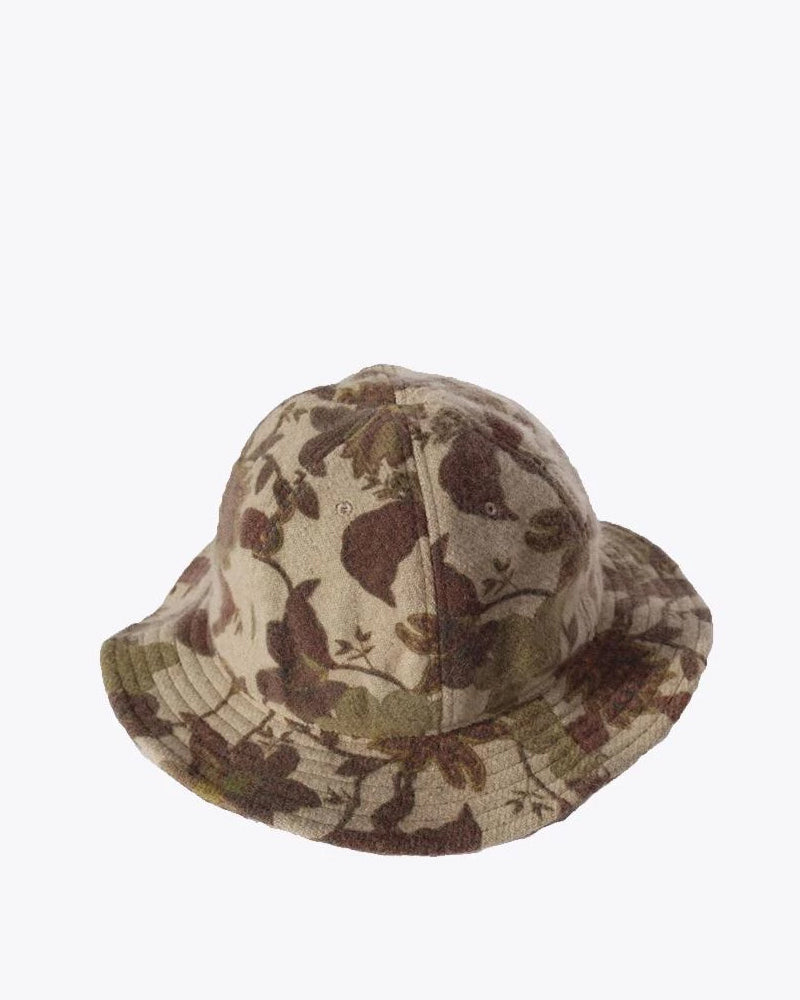 Printed Wo/Nyl Bucket Hat