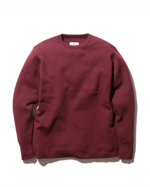 Li/W/Pe Crewneck Long Sleeve