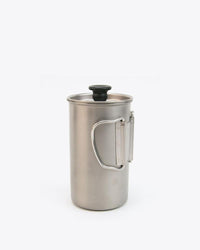 Snow Peak - Titanium French Press - 3