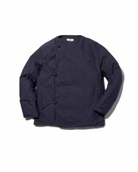 Indigo C/N Down Jacket