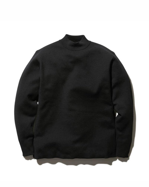 Li/W/Pe Mockneck Long Sleeve