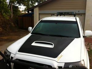 Hood Wrap - Anti Glare Black Out