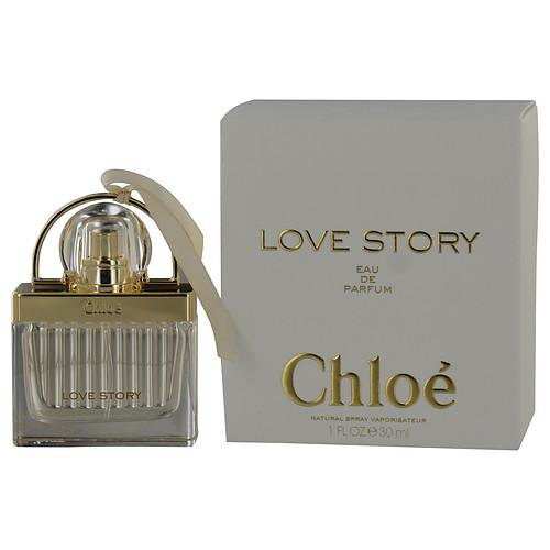 CHLOE LOVE STORY by Chloe EAU DE PARFUM SPRAY 1 OZ - mademoiselle-express