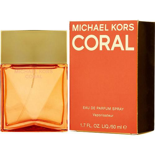 MICHAEL KORS CORAL by Michael Kors EAU DE PARFUM SPRAY 1.7 OZ - mademoiselle-express