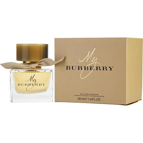 MY BURBERRY by Burberry EAU DE PARFUM SPRAY 1.6 OZ - mademoiselle-express