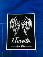 Load image into Gallery viewer, Black Embroidered Elevata Patch