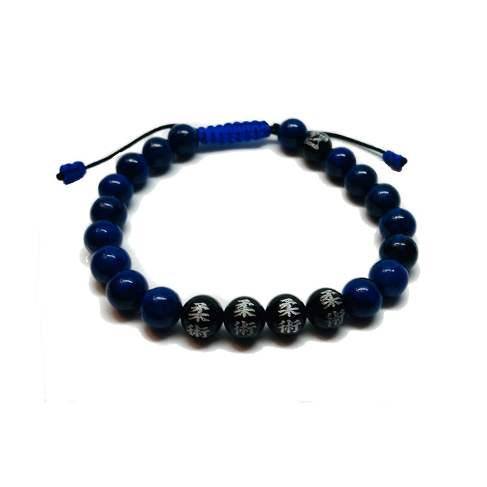 BLUE BELT - Ranked Jiu-Jitsu Bracelet