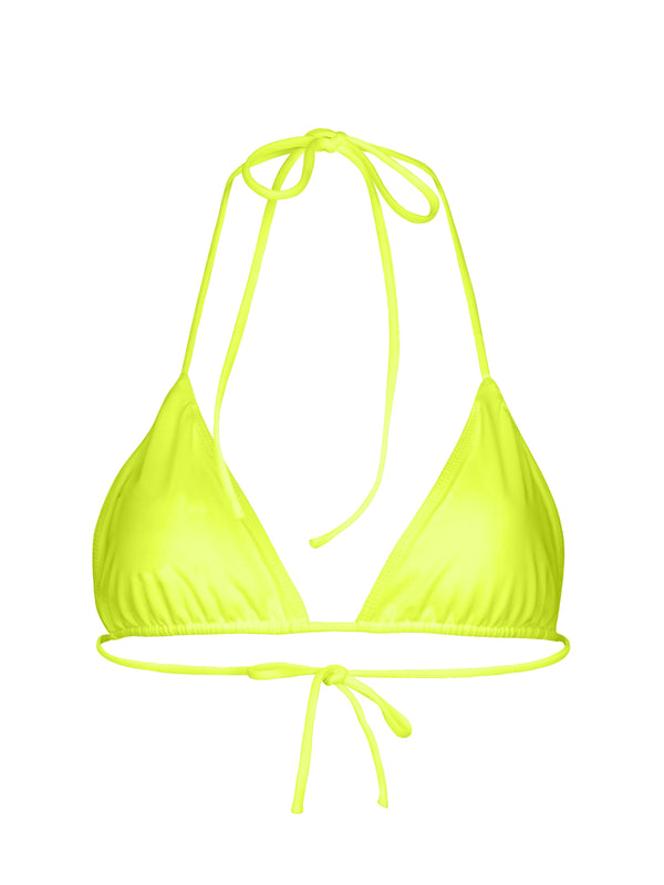 BRIZA Top - Lime