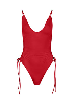 RAMONA One Piece - Red