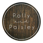 Polly and Paisley