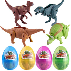 Easter Surprise Eggs Dinosaur Toy Model