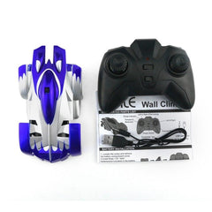 Mini Multi-functional Wall Climber RC Electric Car