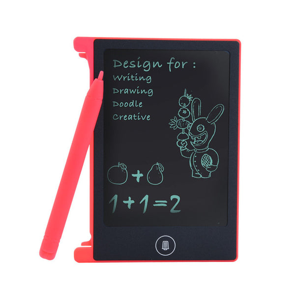 4.4 inch LCD Writing Tablet Doodle Kids Writing Pad Drawing Graphics Board