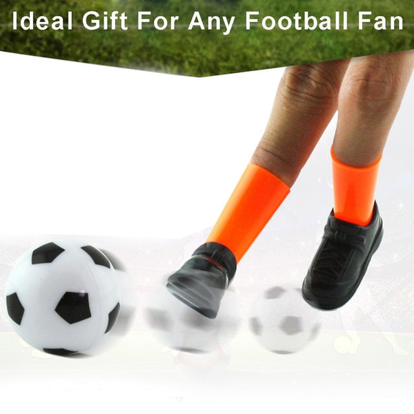 Ideal Party Finger Soccer Match Toy Funny Finger Toy Game Sets