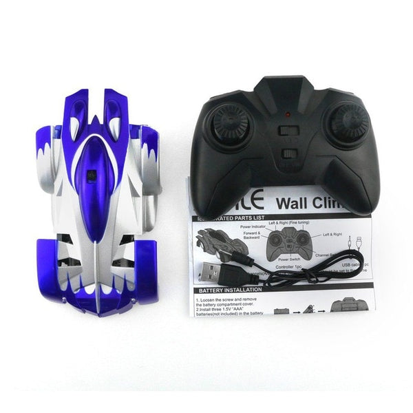 Wall Climbing Remote Control Antigravity Machine RC Car
