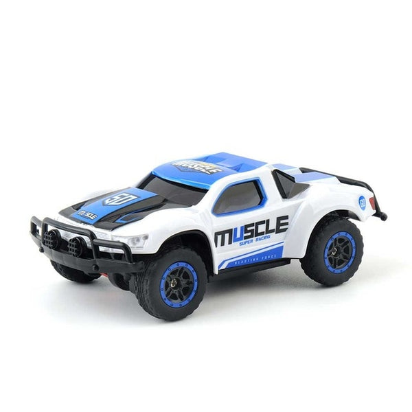 25KM/H High Speed 1/43 Car Radio Controled Machine RC truck 4CH RC Car