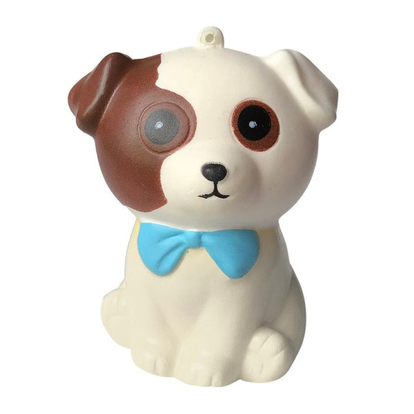 Adorable Puppy Slow Rising Cream Squeeze Scented Stress Relief Toys