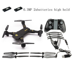 Wide Angle HD Camera Drone RC Quadcopter Helicopter Toys