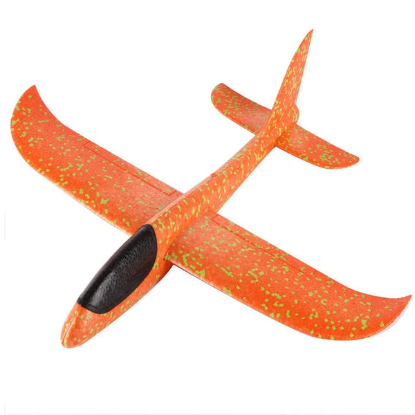 Throwing Glider Airplane Inertia Aircraft Toy Hand Launch Airplane Model Plane Toy For Kids