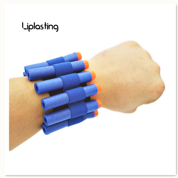 Professional Wristband store soft bullet For Nerf Gun Toy