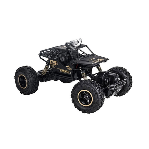 Rock Crawlers 4x4 Driving Car Double Motors Drive Bigfoot Remote Control Car