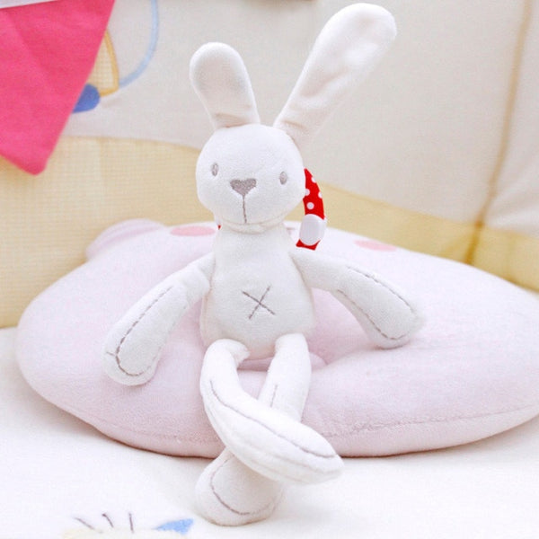 Rabbit Bunny Bear Soft Plush infant Doll