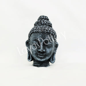 Terracotta Buddha Head Statue