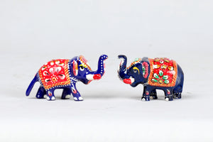 Tiny Elephant pair