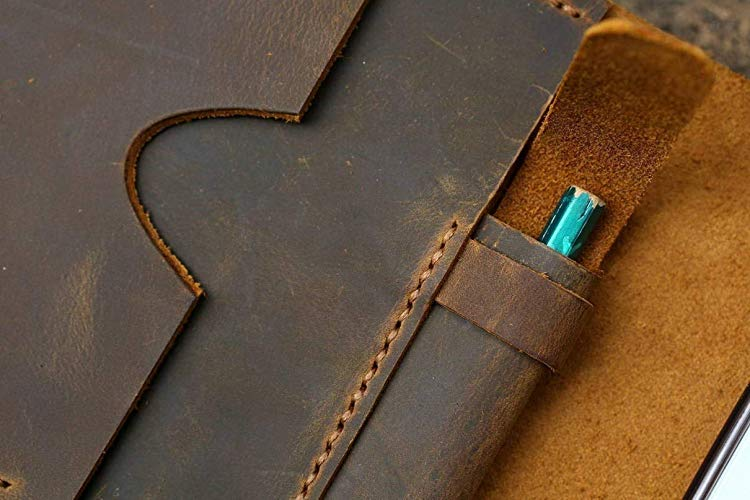 New iPad cover Case Organizer for iPad Pro - Vintage Leather Co