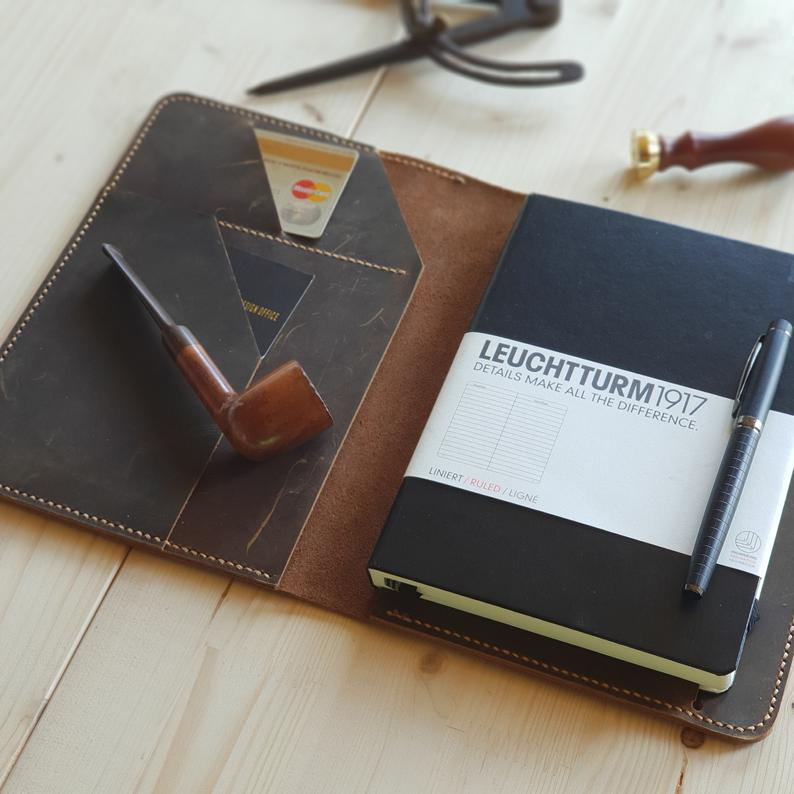 Personalized Leuchtturm1917 cover