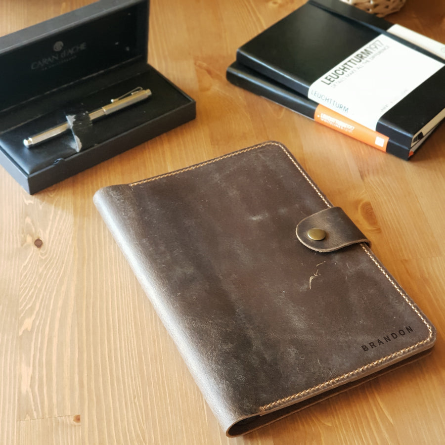 Leather iPad Pro 11 inch Case
