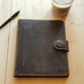 "2020 iPad Pro 11"" Leather Case"