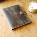 "Leather iPad 8th generation case, ipad 10.2"" leather case, ipad 2020 case"