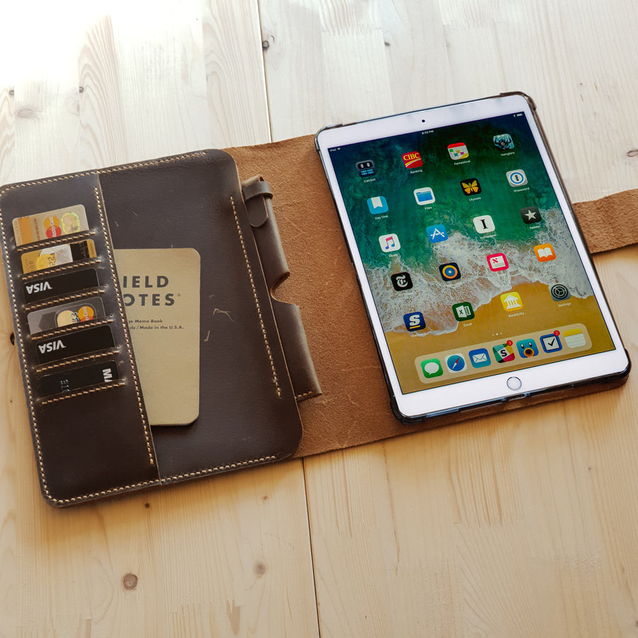 New iPad cover Case Organizer for iPad Pro